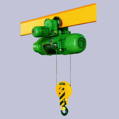 CD1 Single Speed Wire Rope Electric Hoist