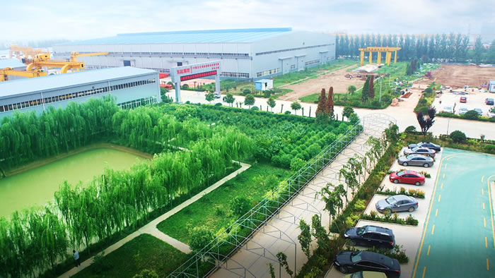 Overview of Dongqi Industry Park