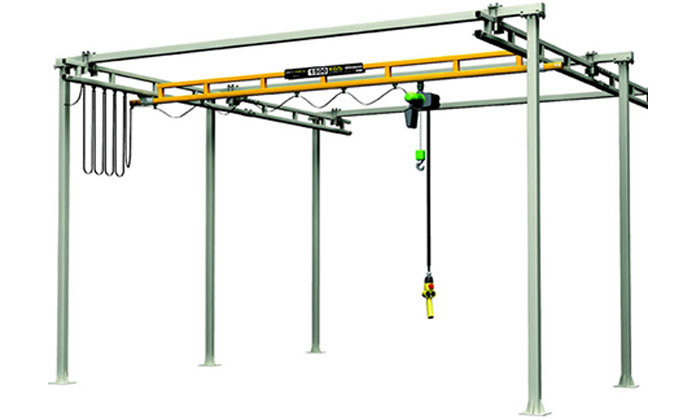 Overhead shop crane for sale more economical and adorable for Shop hoist plans