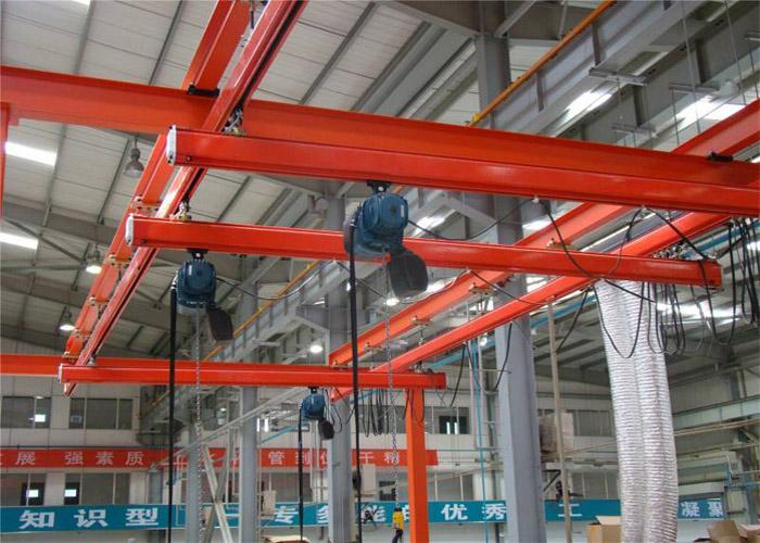 Kbk jib cranes : Light duty overhead crane weight fast delivery
