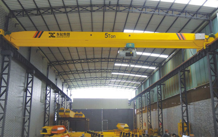 5 Ton Overhead Crane For Sale With Various Types In Dongqi