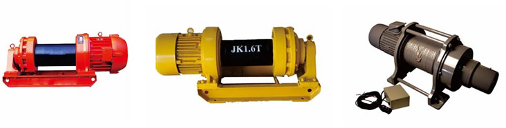JK-D Series Electric Winch