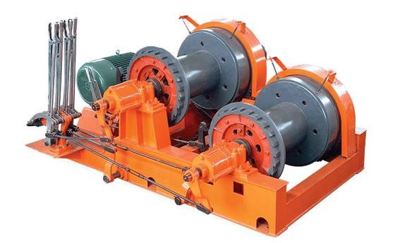 JKL Series Electric Winch