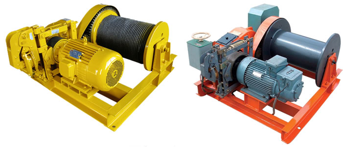JM Electronic Winch