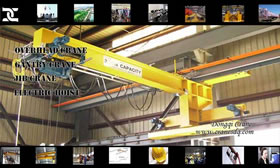 BB Wall-travelling Jib Crane