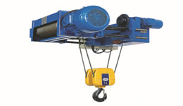 Low Headroom Electric Wire Rope Hoist| European Type Low Headroom Electric Wire Rope Hoist