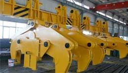 Tong Crane for Sale:Crane with Lifting Tongs