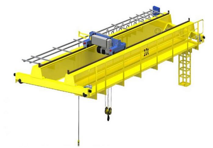 Overhead Cranes Europe : European overhead crane with double girder