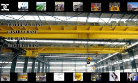 QB Explosion Proof Bridge Crane