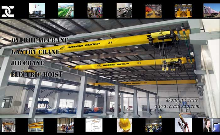 Electric hoist overhead crane | Electric hoist crane| Hoist crane of