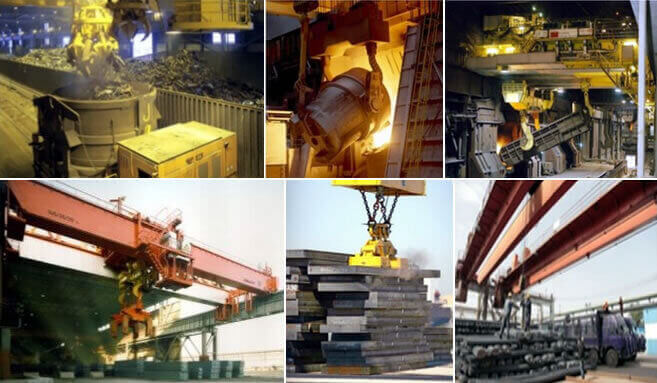 Material Handling Solution for Ethiopia Steel Factory