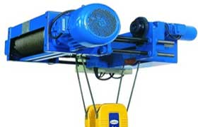 Wire Rope Hoist Singapore: Wire Rope Hoist Supplier for