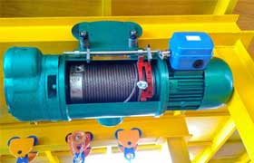 Wire Rope Hoist Cambodia: Wire Rope Hoist Supplier for