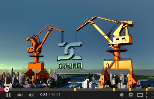 Dongqi Crane Video Introduction